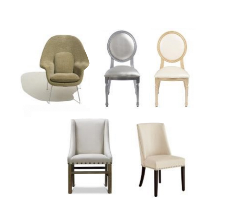 Chairs | furniture | HYC Design