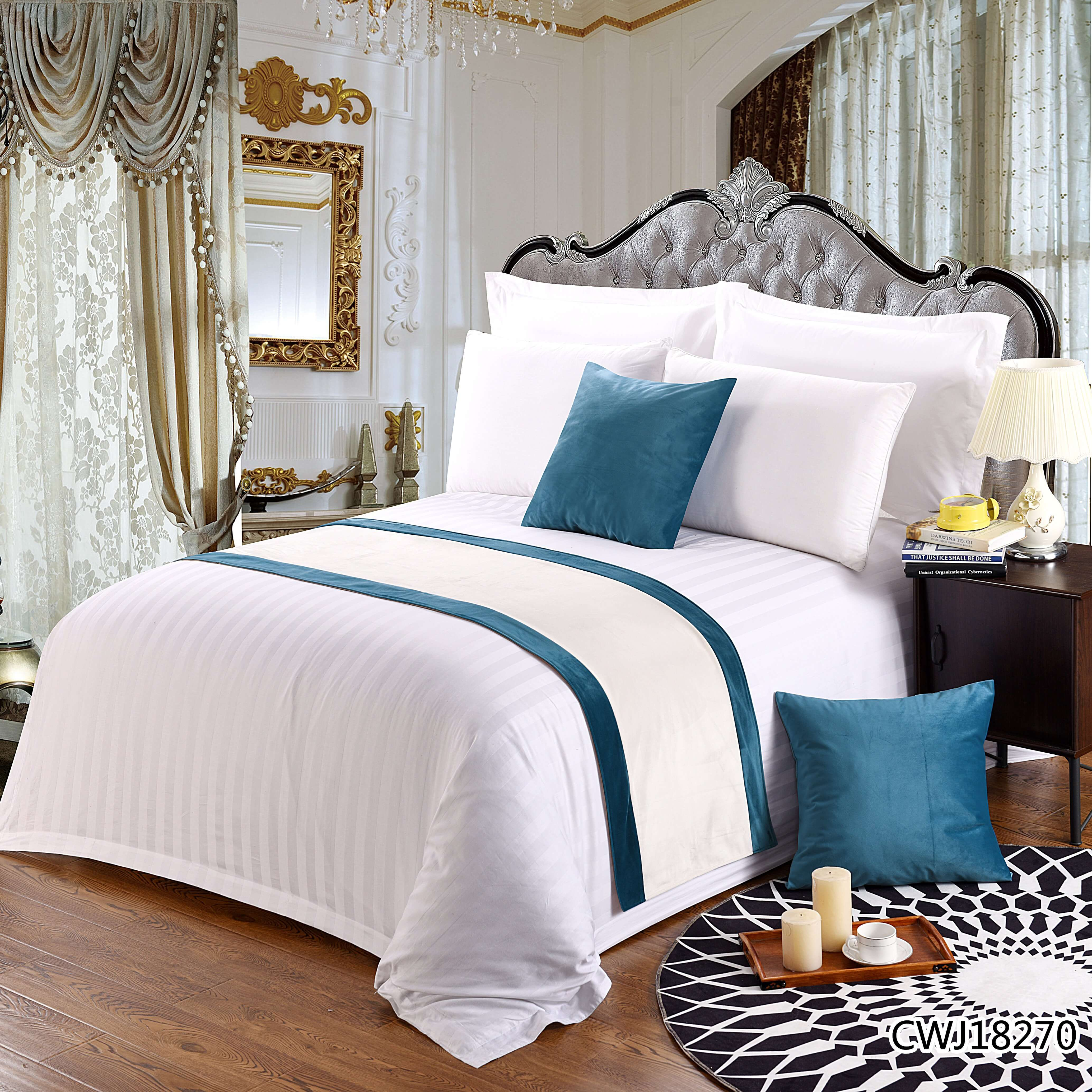 Top of bed decoration | HYC Design