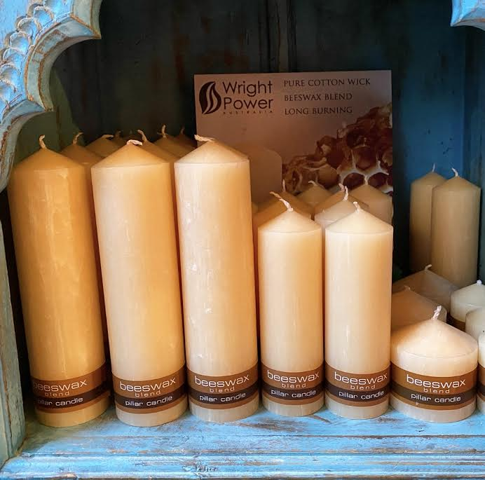 Wright Power Candle 64x200mm