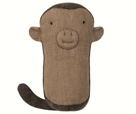 Maileg Baby Rattle - Monkey