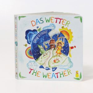 Grimms Weather Board book
