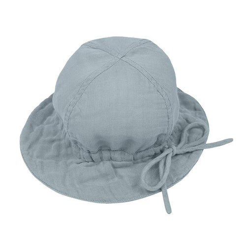 Organic Cotton Sun Hat (Sweet Blue) - Numero 74