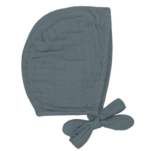 Organic Cotton Bonnet (Ice Blue) - Numero 74