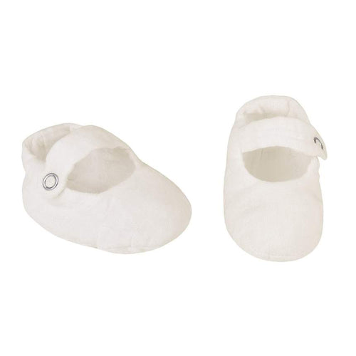 Organic Cotton Booties (Natural) - Numero 74