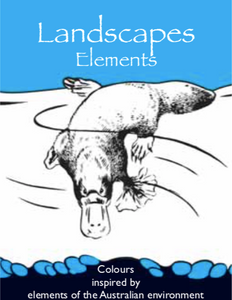Landscape dyes - elements