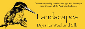 Landscape dyes - originals