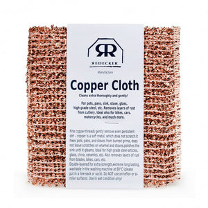 Copper cloth - set of 2