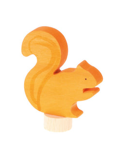 Birthday deco - squirrel