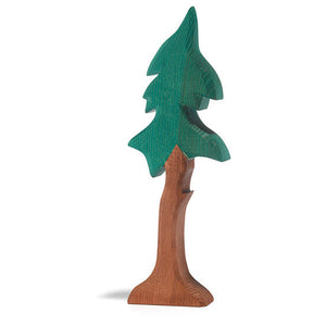 Tree - Spruce tall with trunk & support - 2 pce