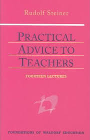 Practical Advice to Teachers
