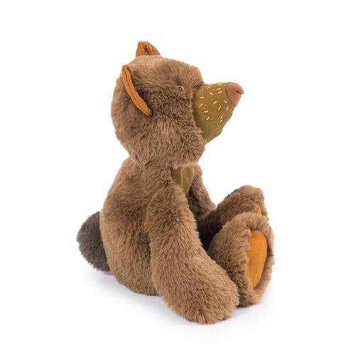 Chemin du loup - Chanterelle the bear cub doll