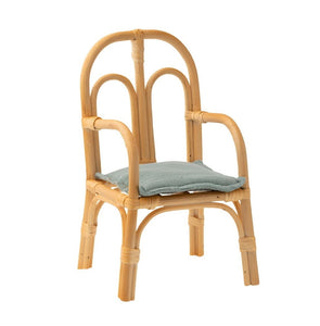 Maileg Rattan Chair - Medium
