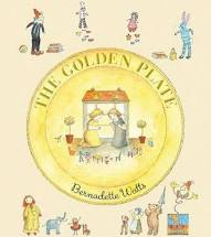 The Golden Plate