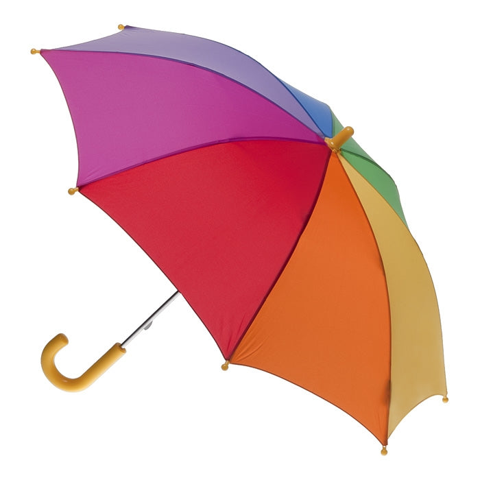 Rainbow umbrella - child