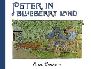 Peter in Blueberry Land - mini