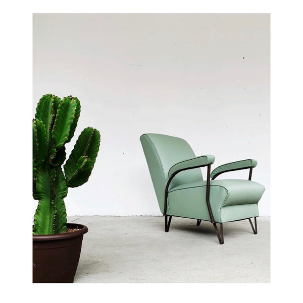 Tiffany armchair