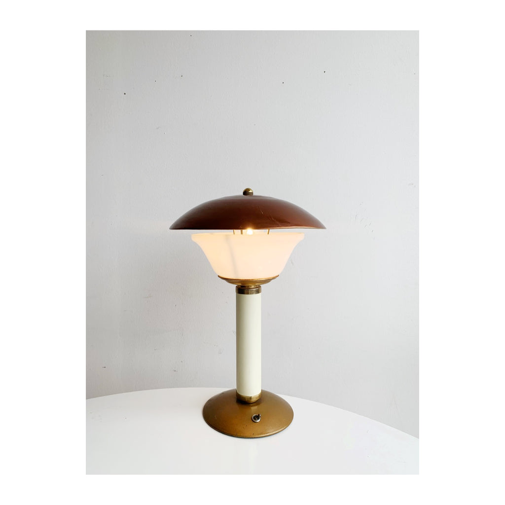 """Mushroom"" table lamp"