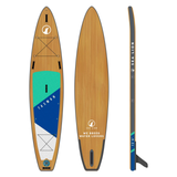 "12'6"" Tasman - Inflatable SUP Board"
