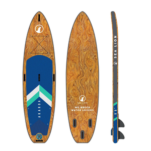 "9'6"" Akaroa - Inflatable SUP Board"