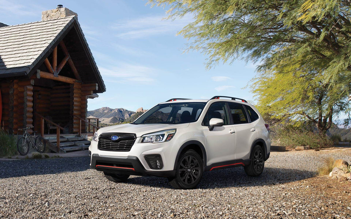 Subaru Forester Test Drive – Partspro ph