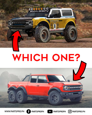 Ford Bronco Re-Imagined