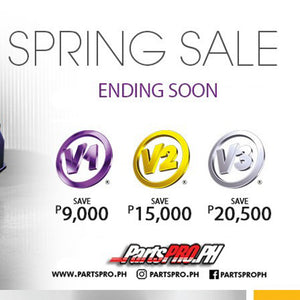 KW Spring SALE Ends Soon