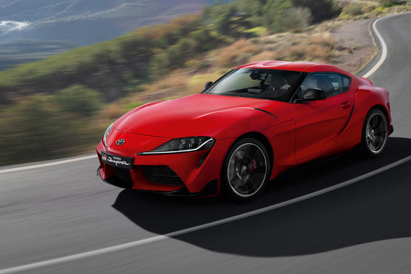 The New Toyota Supra is Officially Here
