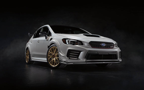 How the west has won - Subaru STI S209
