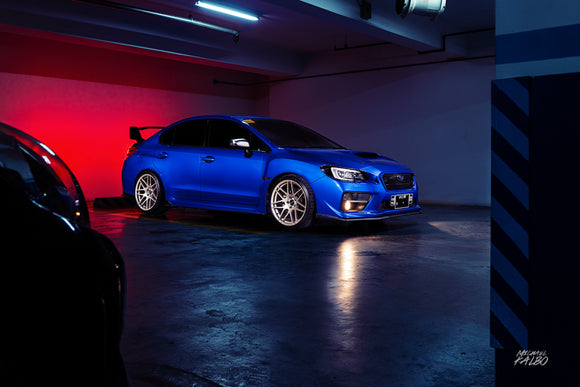 Featured car : Subaru WRX