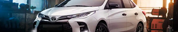 Toyota Vios Parts