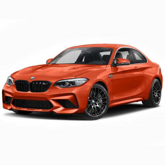 Akrapovic for BMW M2 Competition