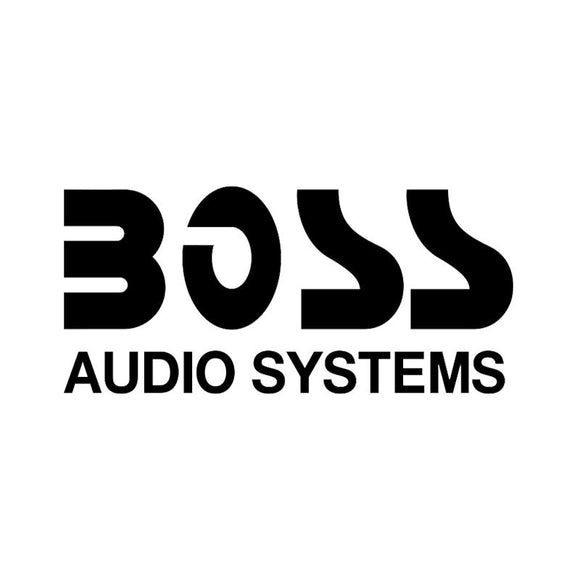 BOSS Audio and Video at liquidation price