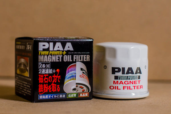 PIAA Twin Power Magnetic Oil Filter