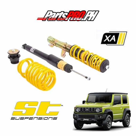 ST-XA Suspension for Suzuki Jimny