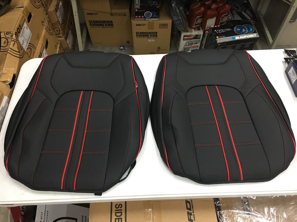 Fuzione Seat Cover Full Set