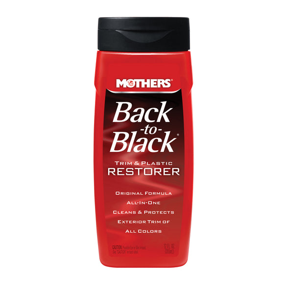 MOTHERS Back-to-Black Trim & Plastic Restorer