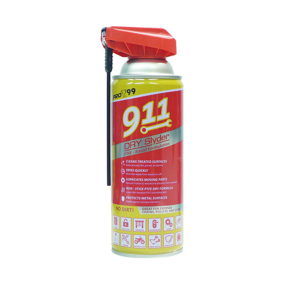PRO-99 911 DRY SLYDER Teflon Anti-Rust 420ml