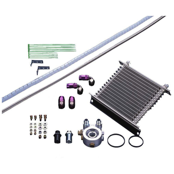 HKS Oil Cooler Kit Nissan 350Z