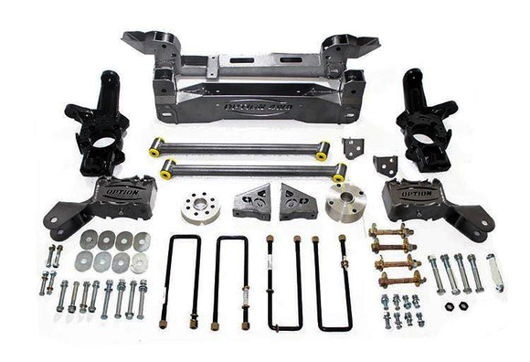 Option 4WD Lift Kit 6