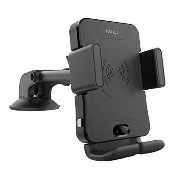 Carmate Mili Wireless Cellphone Holder
