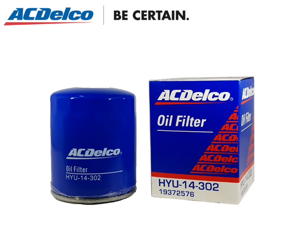 ACDelco Oil Filter Hyundai H1