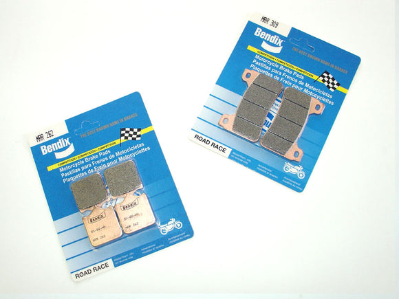Bendix Motorcycle Brake Pads