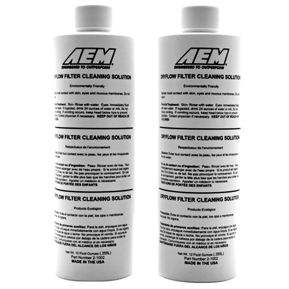 AEM Dryflow Filter Cleaner Kit Universal 21-110