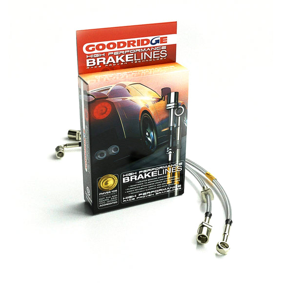 GOODRIDGE Brake Lines Toyota FJ Cruiser `07- 21195