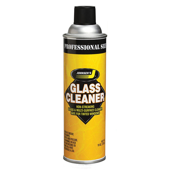 JOHNSEN'S Glass Cleaner Window  Tint Safe VOC Compliant