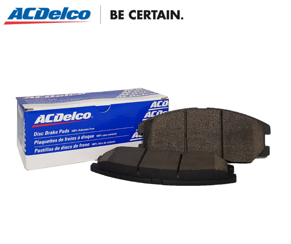ACDelco Brake Pad Chevrolet Captiva 12 - Up | Front