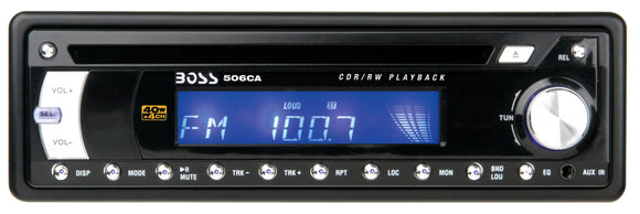 BOSS Audio CD Receiver 506CA