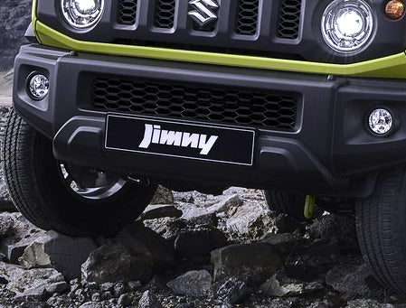 Underplate for New Suzuki Jimny