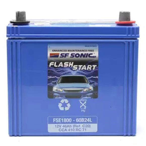 SF SONIC BATTERIES NS60/1SN
