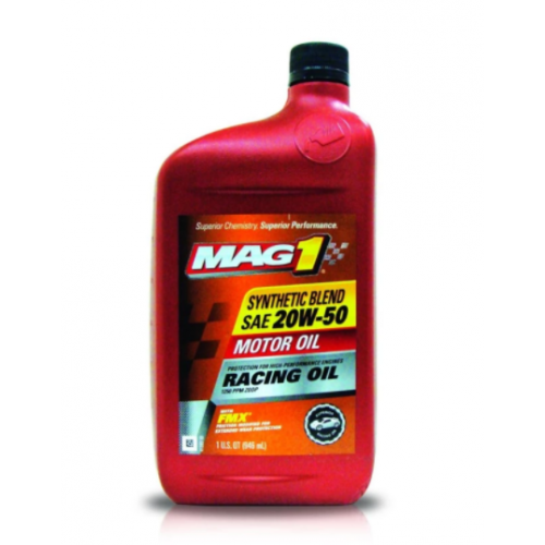 MAG1 Synthetic Blend - For Gasoline Engines SAE 20W50 946ml
